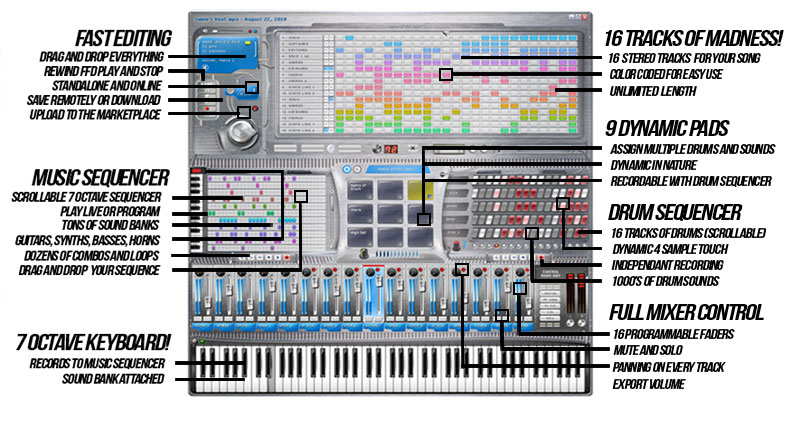 Jamie Lewis Beat Making Software