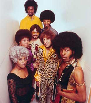 Sly and the Family Stone 1969 Promo